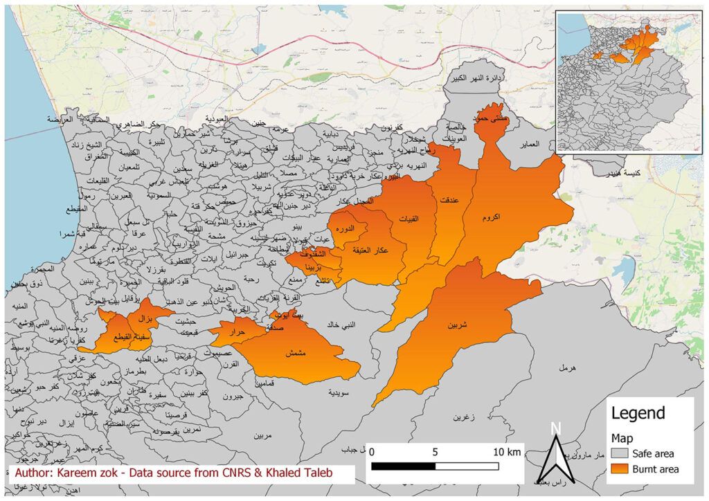akkar fires July 2021